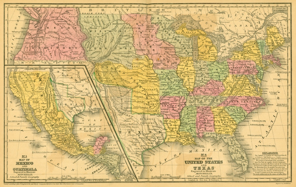 Texas Historical Maps - Perry-Castañeda Map Collection - Ut Library - Texas Map 1800