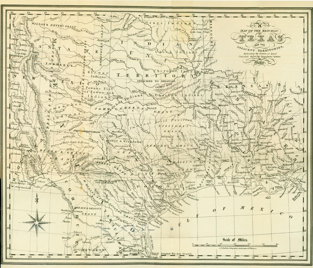 Texas Historical Maps - Perry-Castañeda Map Collection - Ut Library - Texas Survey Maps