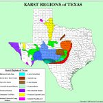 Texas Karst | Texas Speleological Survey | Tss | Cave | Records   Caves In Texas Map