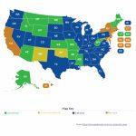 Texas Ltc Reciprocity | Texas Concealed Handgun Association   Texas Reciprocity Map 2018