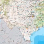Texas Maps   Perry Castañeda Map Collection   Ut Library Online   Satellite Map Of Texas
