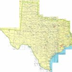 Texas Maps   Perry Castañeda Map Collection   Ut Library Online   Texas Road Map Pdf