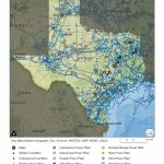 Texas Profile - Texas Refineries Map