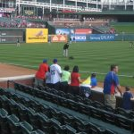Texas Rangers Globe Life Park Seating Chart & Interactive Map   Texas Rangers Stadium Parking Map