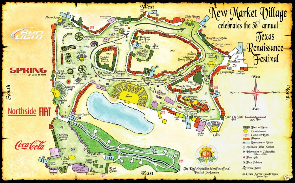 Texas Renaissance Festival Map | Business Ideas 2013 - Texas Renaissance Festival Map