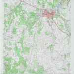 Texas Topographic Maps   Perry Castañeda Map Collection   Ut Library   Jack County Texas Map