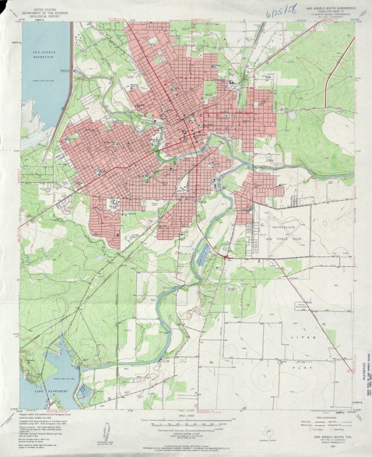 Selma Texas Map