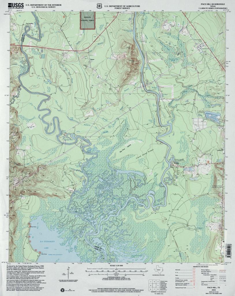 Texas Topographic Maps - Perry-Castañeda Map Collection - Ut Library - Texas Topo Map