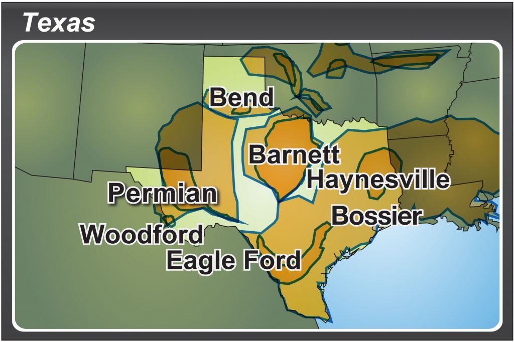Texas/united States - Shale & Fracking Tracker - Vinson & Elkins Llp - Fracking In Texas Map