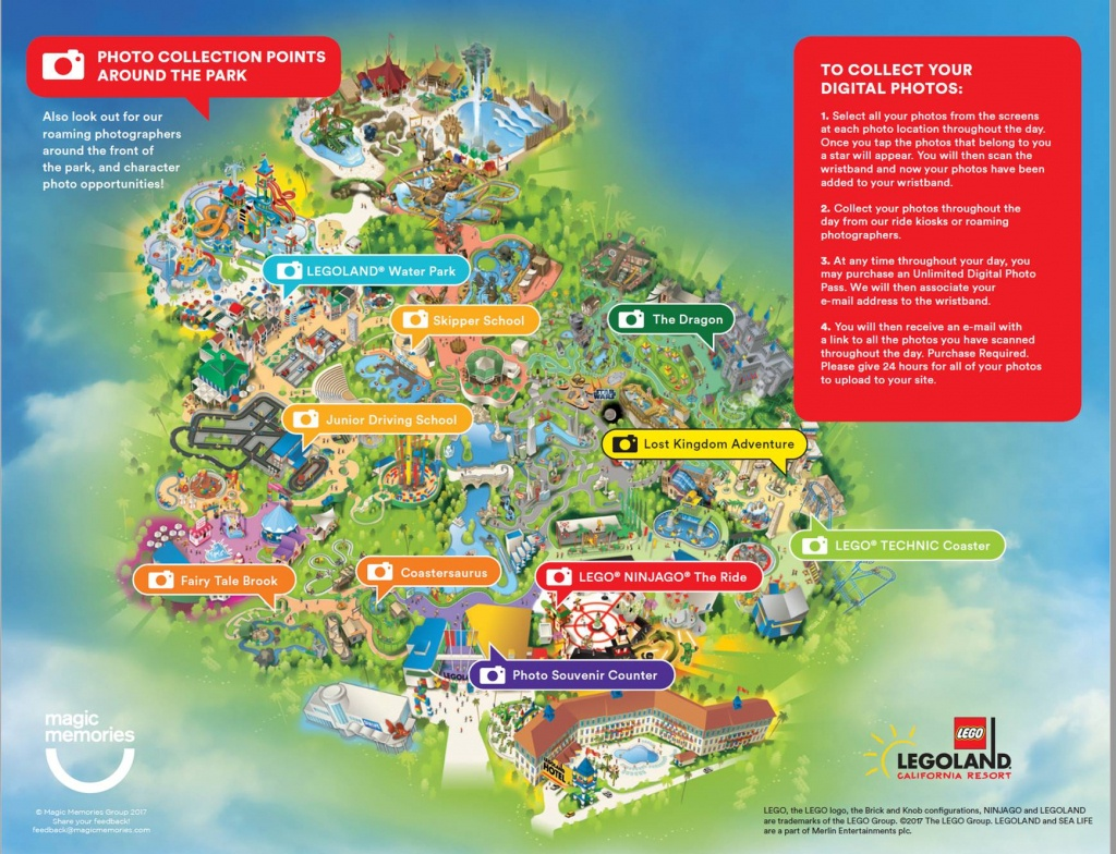 The Beginning Lego Activities & Rides   Legoland California Resort - Legoland Map California Pdf