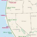 The Classic Pacific Coast Highway Road Trip | Road Trip Usa   California Coast Attractions Map