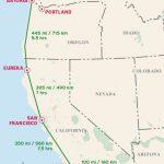 The Classic Pacific Coast Highway Road Trip | Road Trip Usa - Map Of Oregon And California Coastline