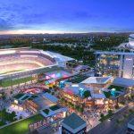 The Cordish Companies   Texas Live!   Texas Rangers Stadium Parking Map