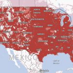 The Fcc Is Investigating Cell Carriers' Wireless Coverage Maps   Vice   Verizon Service Map California