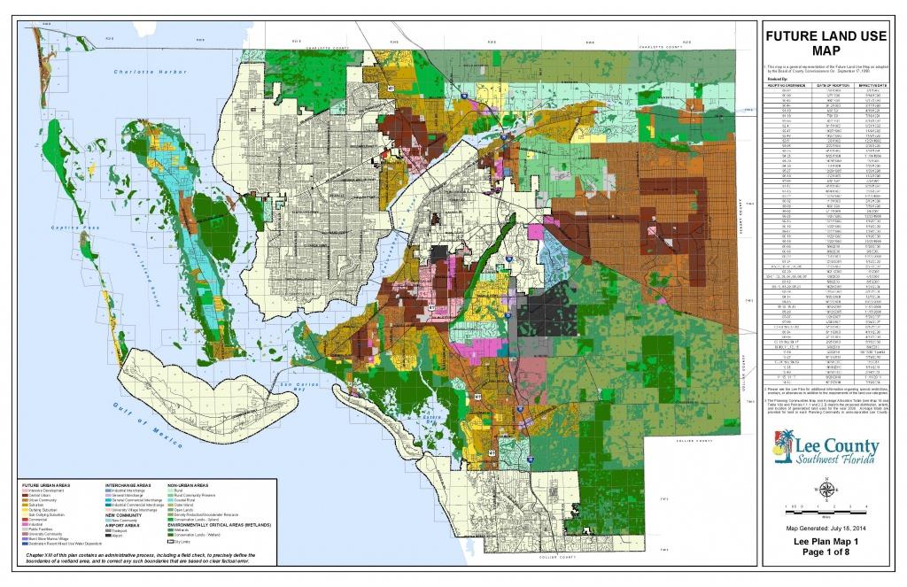 The Future Land Use Map - Florida Land Use Map