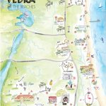 The Local's Guide To Ponte Vedra & The Beaches | Flamingo Magazine   Ponte Vedra Florida Map