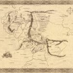 The Lord Of The Rings Maps - Printable Lord Of The Rings Map