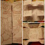 The Marauders Map | Potterlove | Harry Potter Marauders Map, Harry   Harry Potter Map Marauders Free Printable
