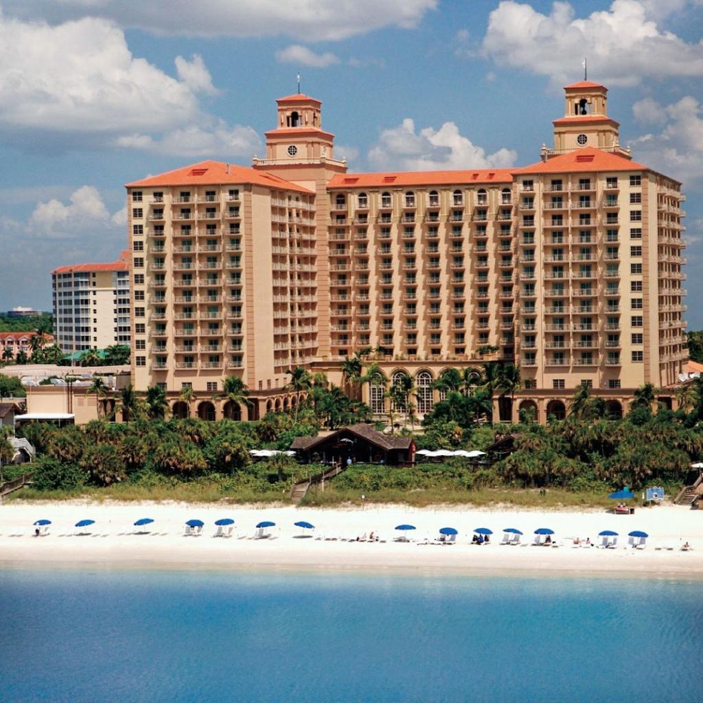The Ritz-Carlton, Naples (Naples, Floride) Vérifiez Les Commentaires - Map Of Hotels In Naples Florida
