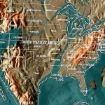 The Shocking Doomsday Maps Of The World And The Billionaire Escape Plans   Florida Future Flooding Map
