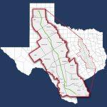 The Texas High-Speed Train — Alignment Maps - Texas High Speed Rail Map