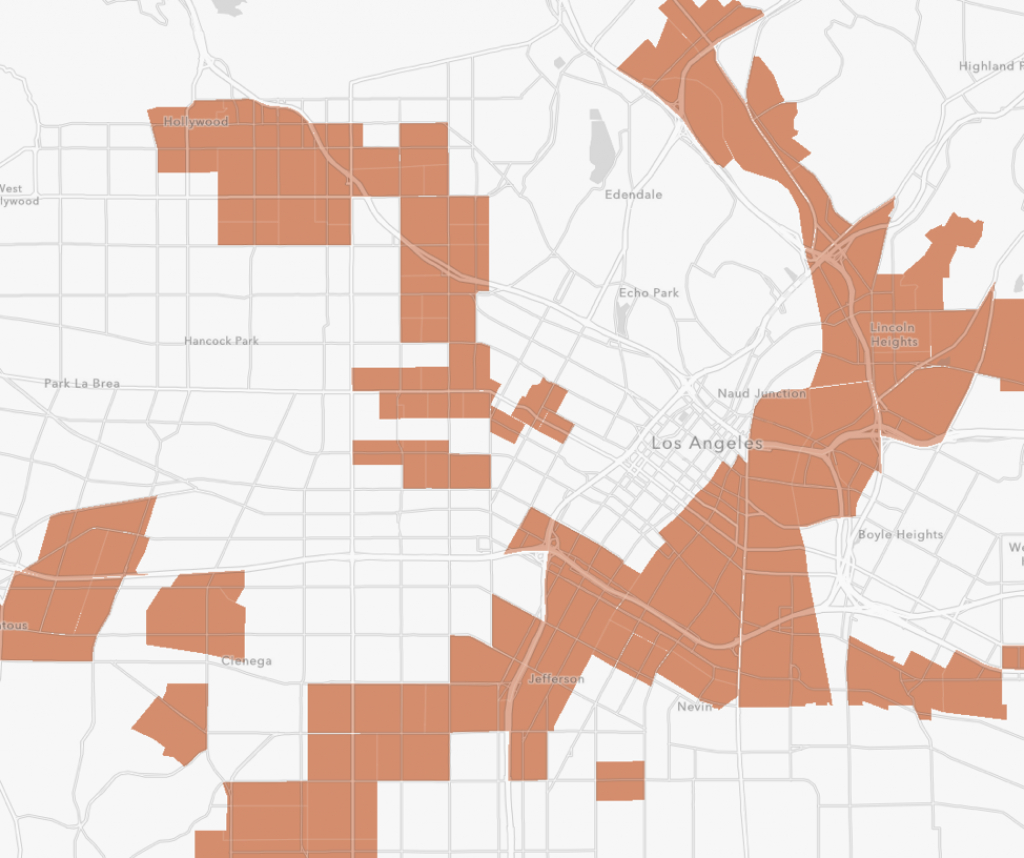 The Top 10 Opportunity Zones In The Us   Resources   Fundrise - Texas Opportunity Zone Map