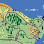 The Trinity River Authority Of Texas (Tra) - Texas Campgrounds Map