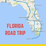 The Ultimate Florida Road Trip: 31 Places Not To Miss | Y Travel   Florida Map Destin Fl