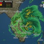 """The Weather Channel On Twitter: """"hurricane #matthew Producing 70+   Weather Channel Florida Map"""