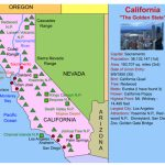 This California Interactive Map Is Perfect For Kids! Simply Click On   California Landforms Map
