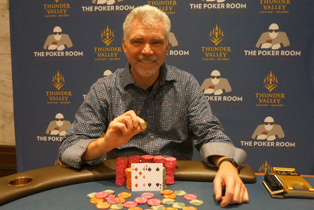 Thomas Kornechuk Wins Wsop Circuit Thunder Valley For $193,439 - California Poker Rooms Map
