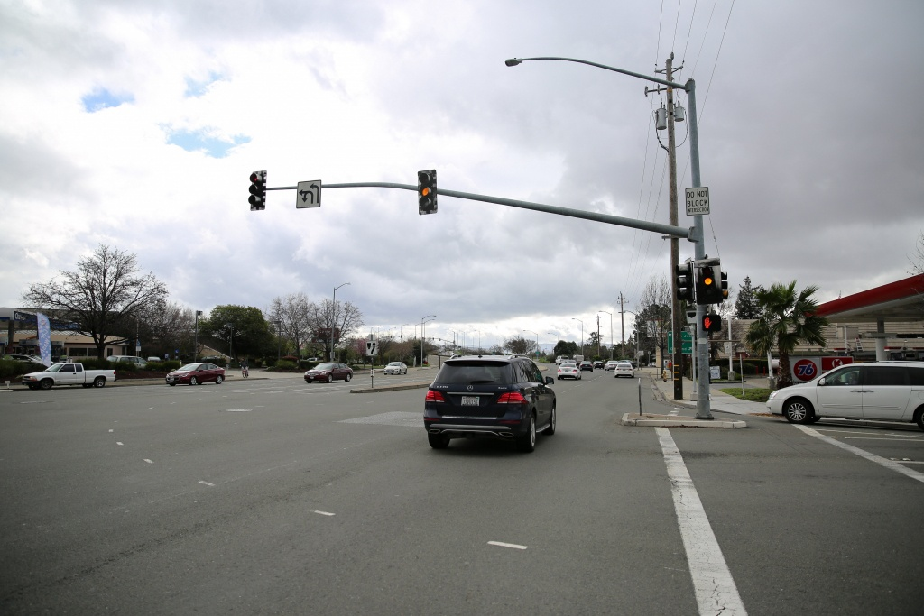 Those Are Traffic Signal Sensors, Not Red-Light Cameras - Red Light Camera California Map