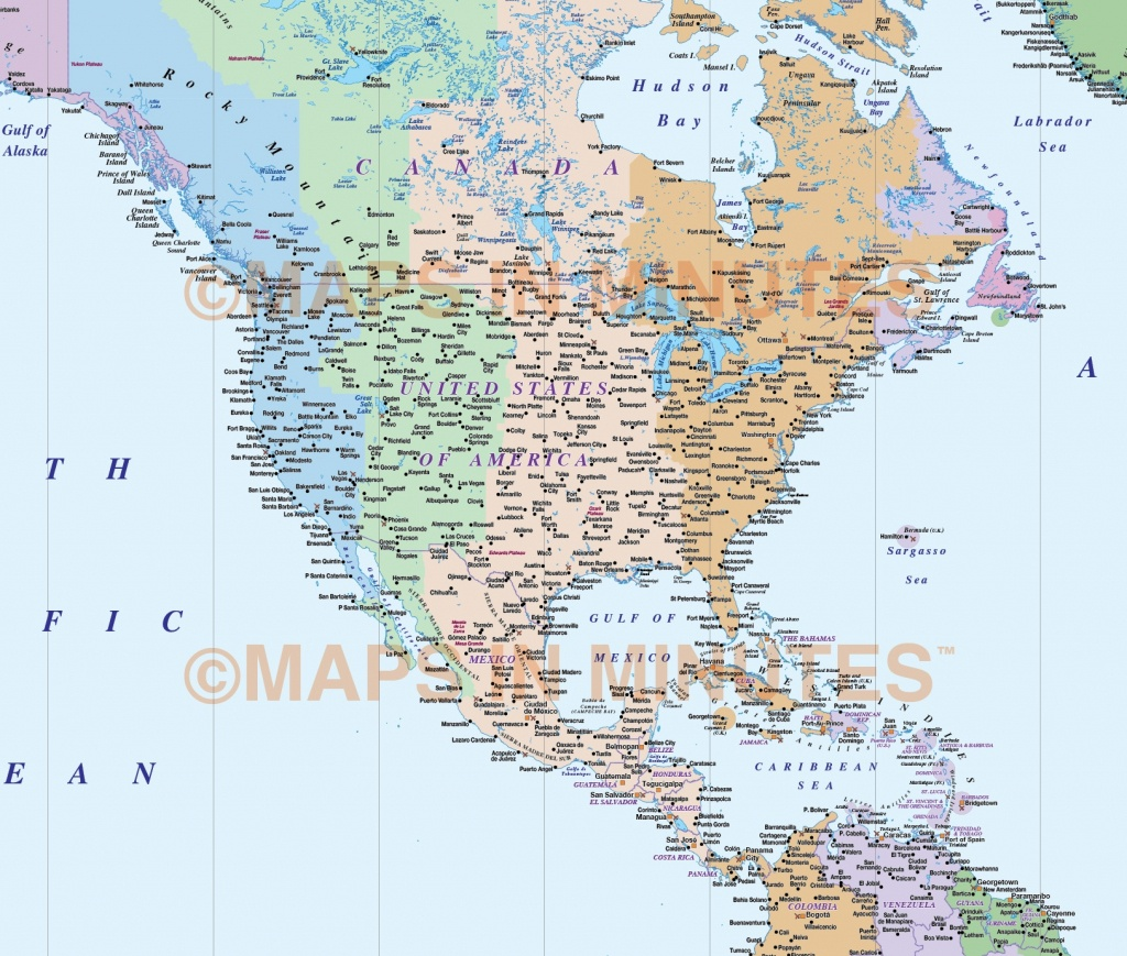 Time Zones Map North America And Travel Information | Download Free - Printable North America Time Zone Map