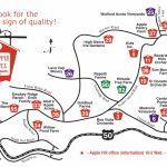 Top 10 Places To Visit In El Dorado County!   Apple Hill Printable Map