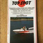 Top Spot Map N231 Panacea Apalachee Steinhatchee To Cedar Key North   Top Spot Maps Texas
