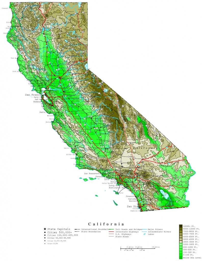 Topo Map Of California Txu Pclmaps Ca Nv Index 1926 | D1Softball - California Topo Map Index