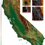 Topocreator   Create And Print Your Own Color Shaded Relief   California Terrain Map
