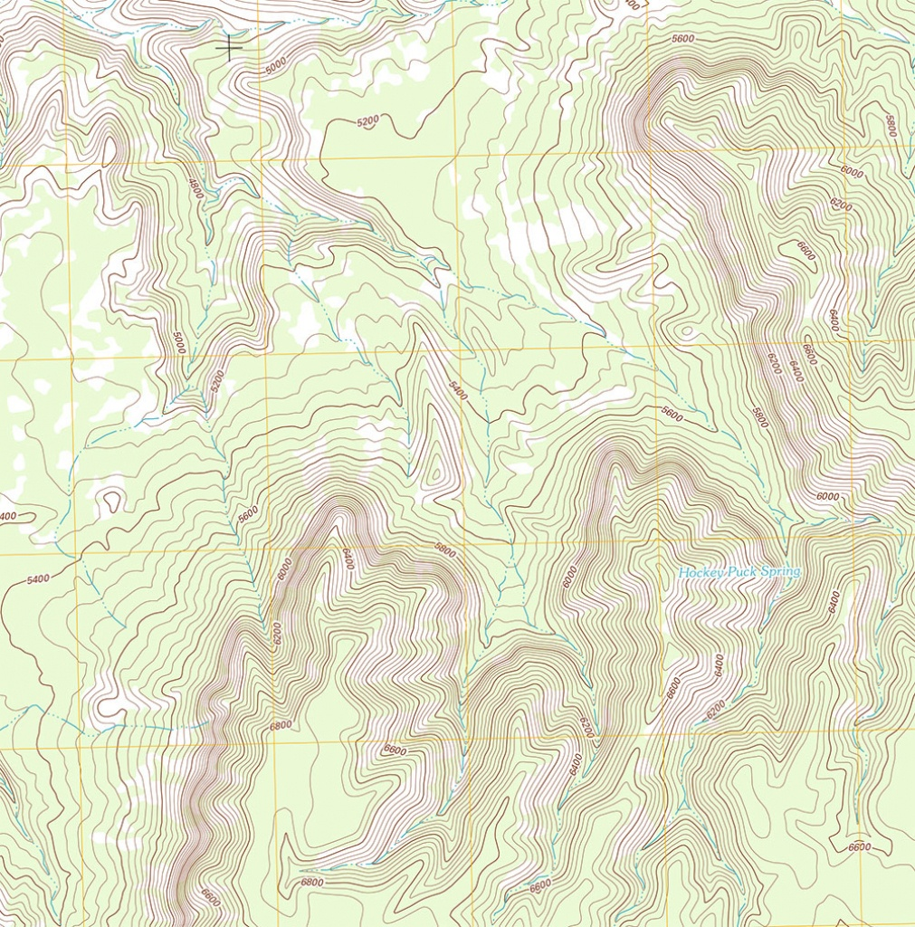 Topographic Maps - The Map Shop - Free Printable Topographic Maps