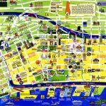 Tourist Map Of Seattle | Below Is My Favorite City Tourist Map And A   Seattle Tourist Map Printable
