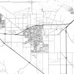 Tracy, California   Area Map   Light | Hebstreits Sketches   Tracy California Map
