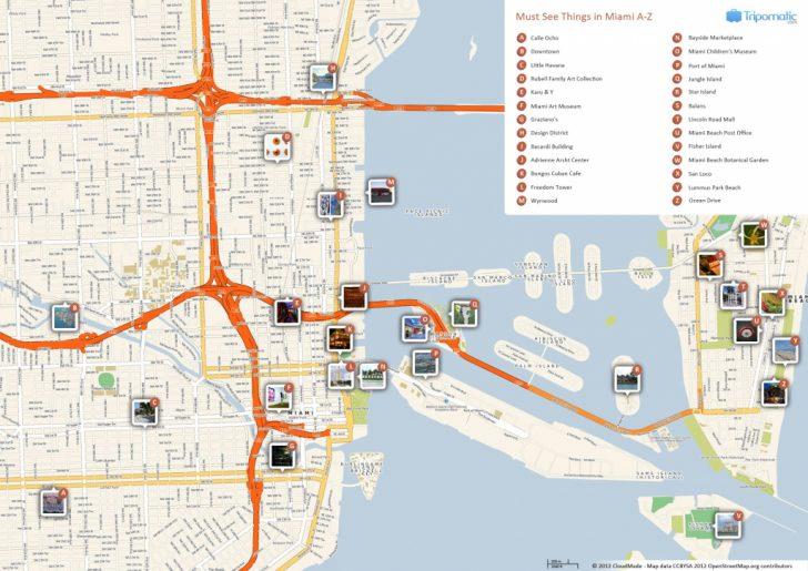 Printable Street Map Of Naples Florida