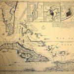Treasure Maps | Treasure Maps Of Florida And The West Indies | Lost   Street Map Of Treasure Island Florida