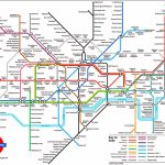 Tube Map, London Underground   L D N In 2019   London Tube Map - London Tube Map Printable