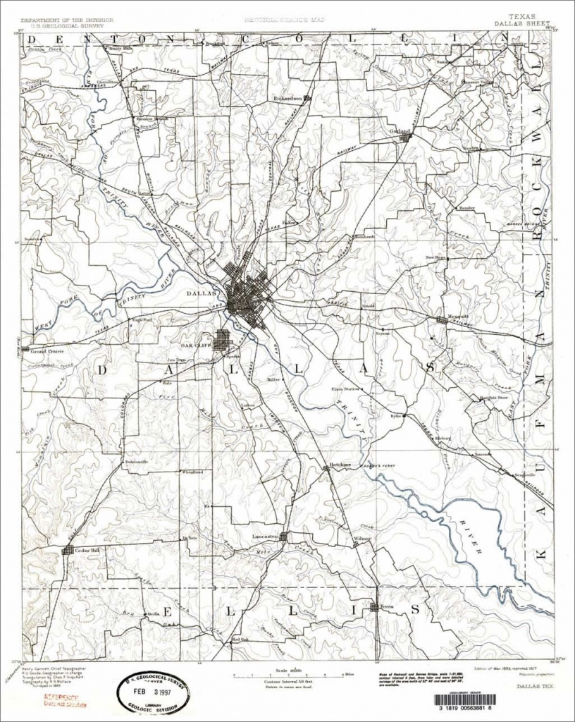 Txdot Maps Texas History - Texas Survey Maps