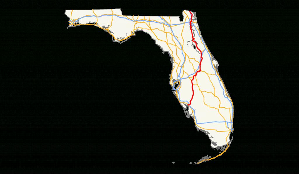 U.s. Route 17 In Florida - Wikipedia - Lake Alfred Florida Map
