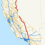 U.s. Route 395 In California   Wikipedia   Carson California Map