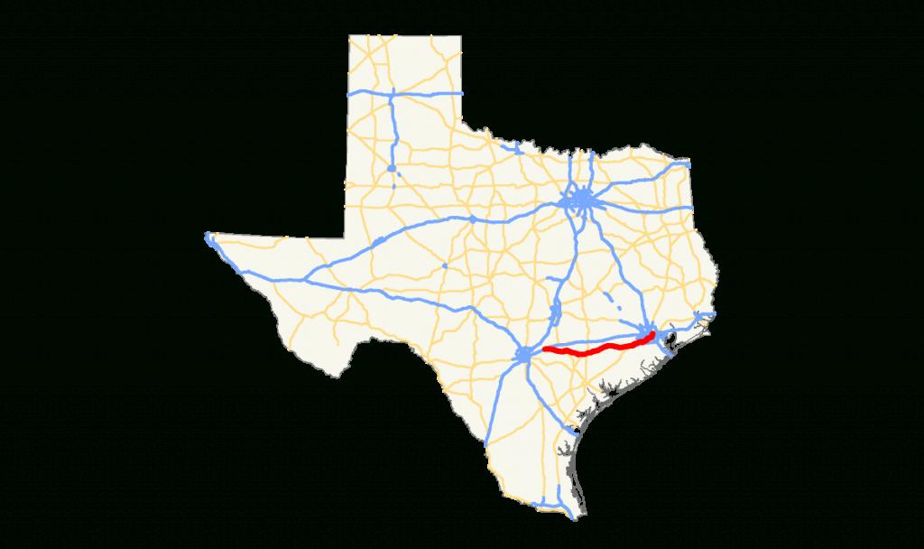 U.s. Route 90 Alternate (Texas) - Wikipedia - Shiner Texas Map