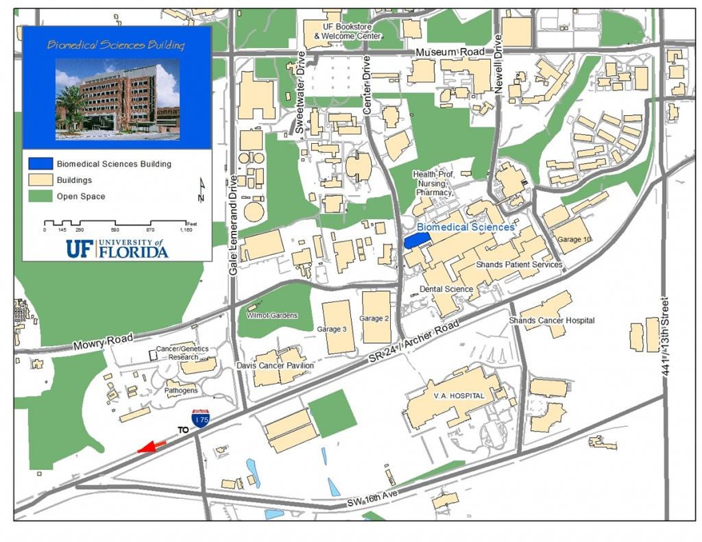 Uf Campus Map (90+ Images In Collection) Page 1 - Uf Campus Map Printable