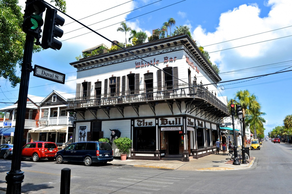 Ultimate Guide To Duval Street Key West Things To Do - Map Of Duval Street Key West Florida