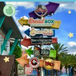 Ultimate Guide To Universal Citywalk Orlando - Universal Studios Florida Citywalk Map